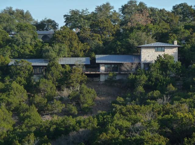 The Ledgehouse / Austin / Texas contemporary-exterior