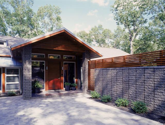 The Line House modern-exterior