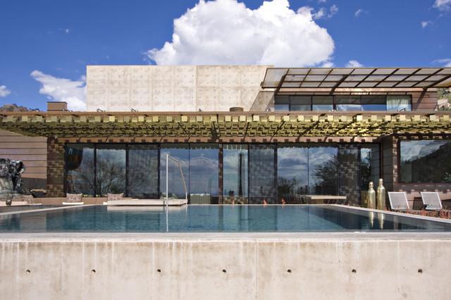 The Logan Residence contemporary-exterior