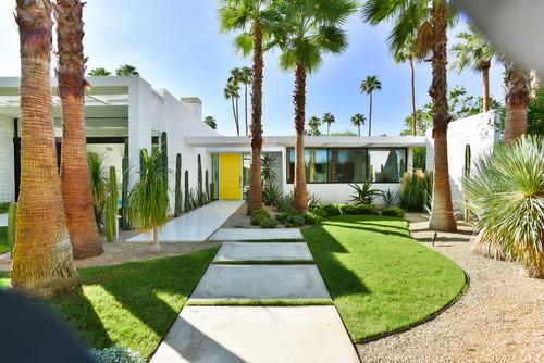 Weekend Design 4 Renovated Midcentury Gems In Palm Springs