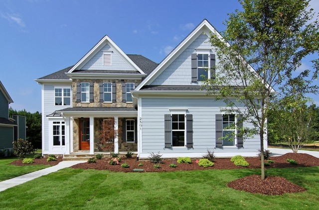 The madison built by homes by dickerson in stonehenge park for Homes by dickerson floor plans