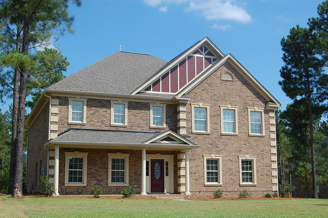 The Michelle traditional-exterior
