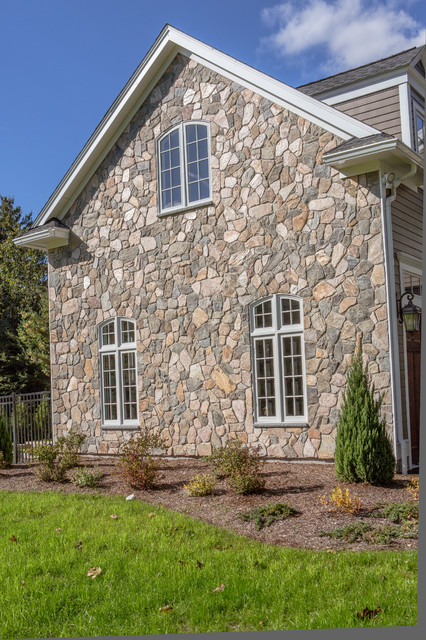 The Modern New England Home traditional-exterior