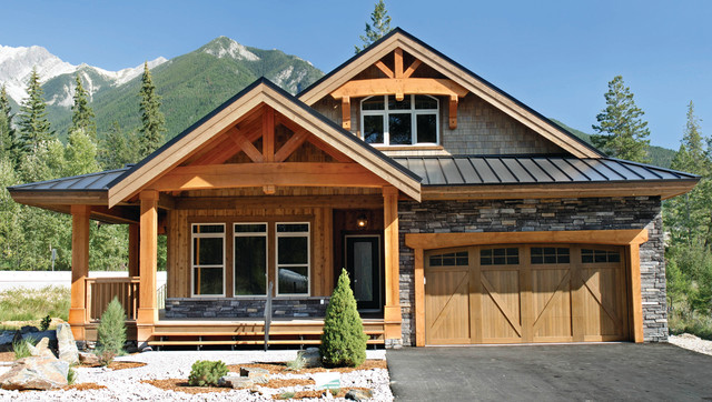 The Osprey 1 Model Craftsman Exterior Vancouver By