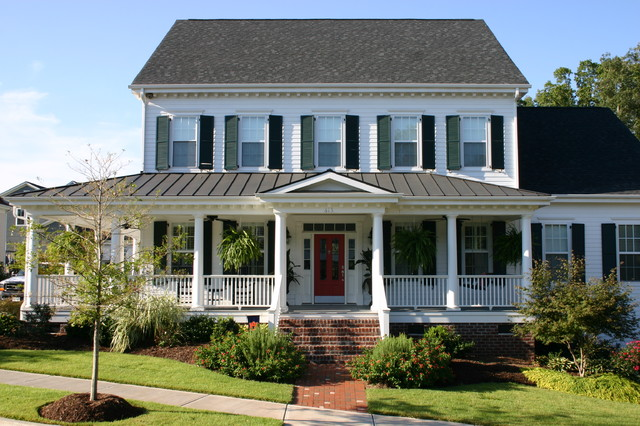 Traditional Red Brick House Exterior Designs as well Paint Concrete Patio Design Ideas together with Stucco Homes With Brick Accents likewise Exterior House Paint Design Ideas in addition Stucco Home Accents. on cc13a845495c43e5