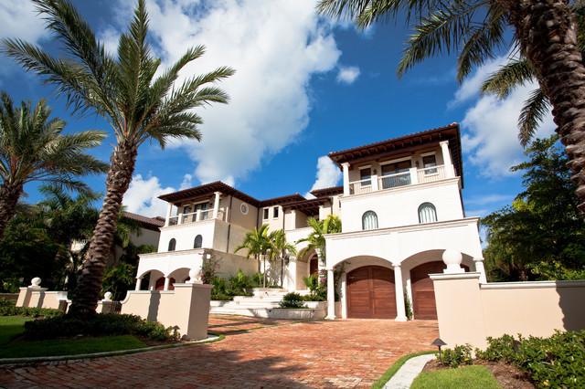 The Palm House mediterranean-exterior