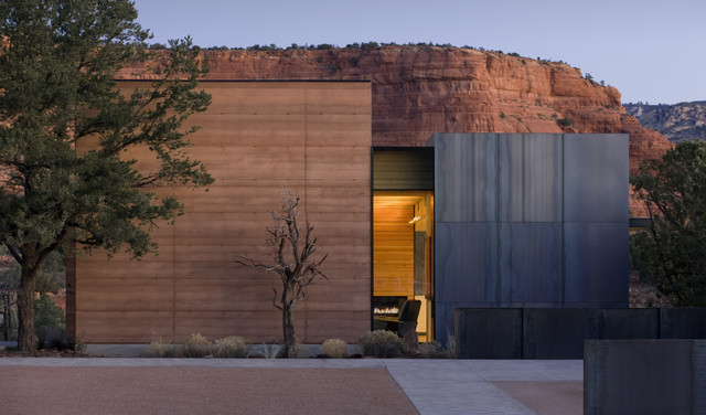 The Perch Modern Exterior Phoenix By The