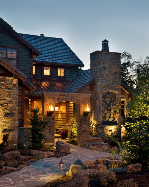 The Prairie Stone Traditional Exterior Kansas City