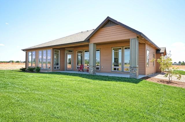 The Promontory- PARADE HOME FALL 2012 modern-exterior