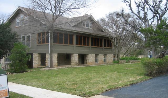 The Radkey House Renovation traditional-exterior
