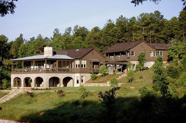 The Reserve at Lake Keowee traditional exterior