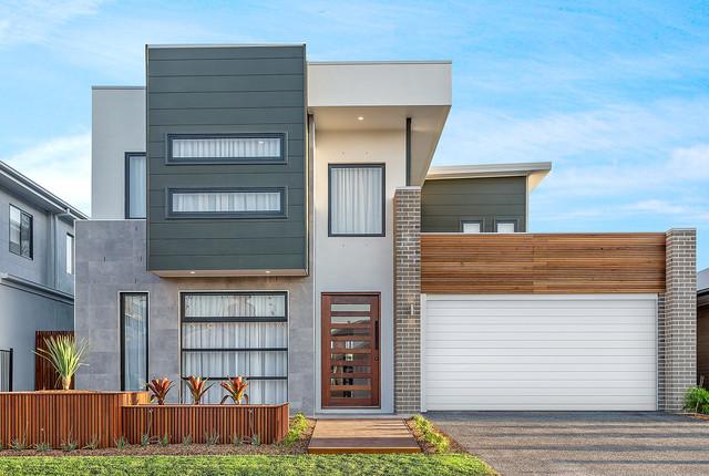 The Richmond Contemporary Exterior Brisbane By Adenbrook Homes Houzz Au