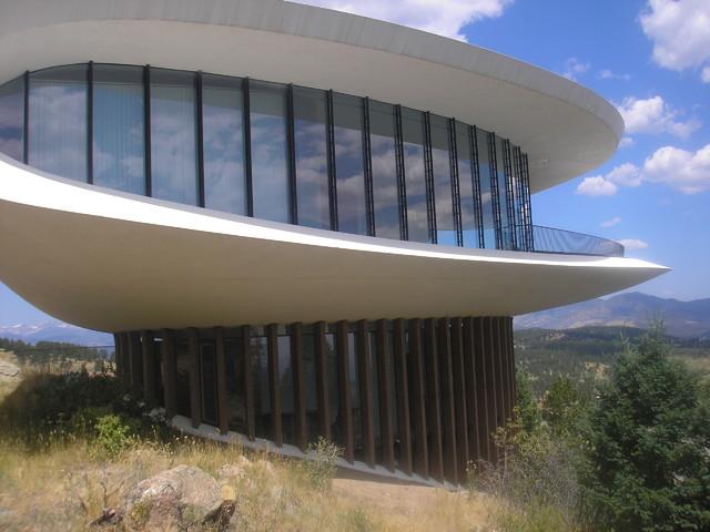 The Sculpture House Modern Exterior Denver By