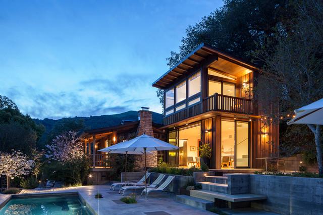 The Shack Feldman Architecture Modern Exterior
