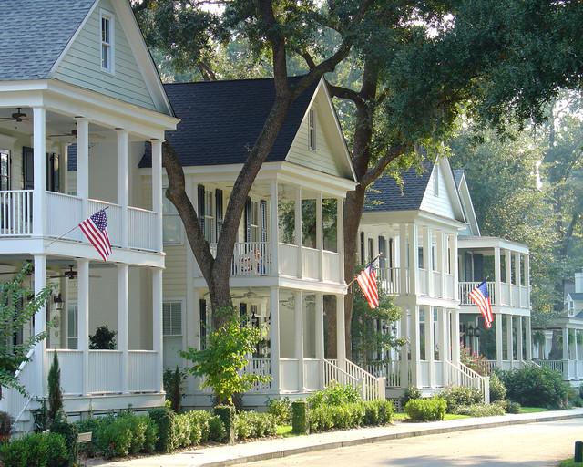 The Town Of Habersham Traditional Exterior Charleston