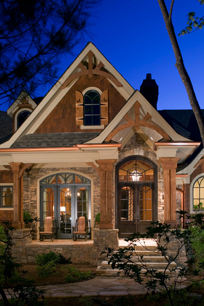 The Tranquility House Plan 04159 Front Porch Craftsman