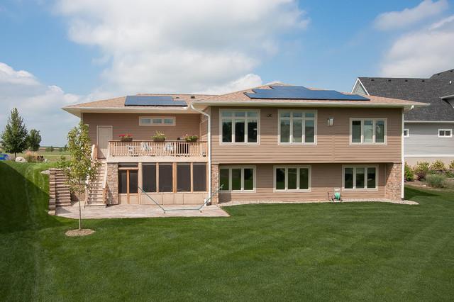 The Wheaton Prairie traditional-exterior