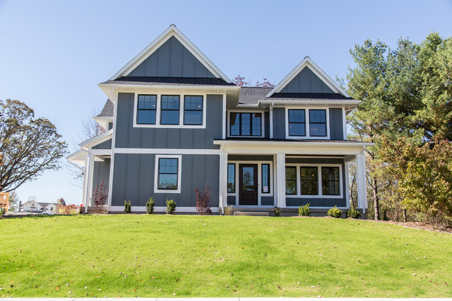 The Willow A Custom Home By Hanson Homes Inc Country