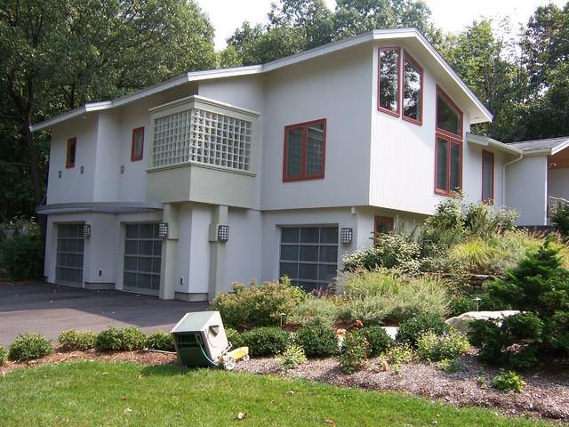 Thomas Buckborough & Associates contemporary-exterior