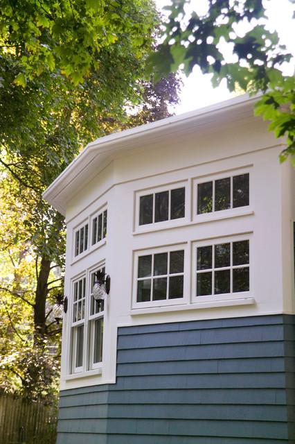 Thomas Buckborough & Associates traditional-exterior