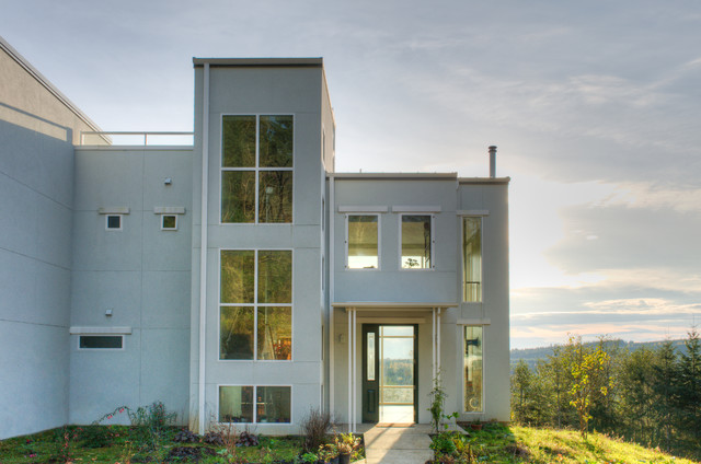 Thomas Eco House, Resilient Design, Stanwood WA