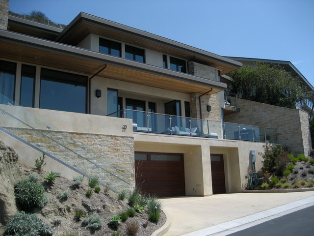 Three Arch Bay traditional-exterior