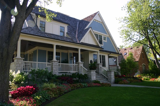Thurlow Residence traditional-exterior