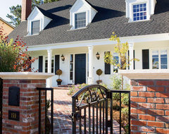 tiburon home remodel traditional exterior