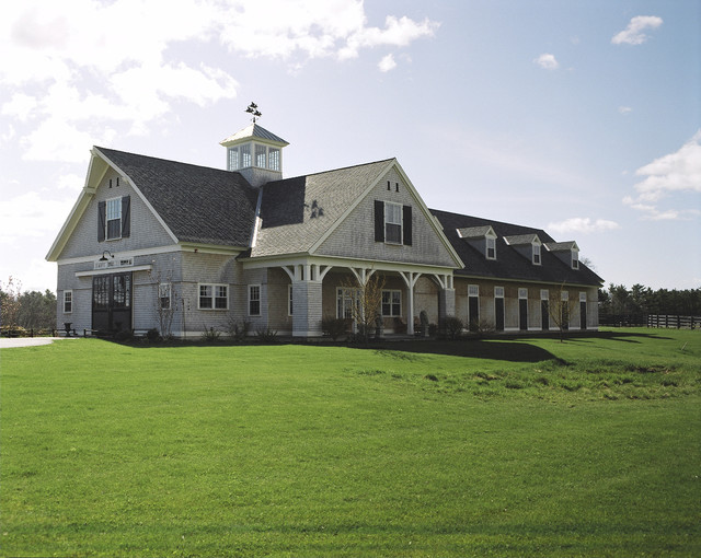 Tidewater Farm traditional-exterior