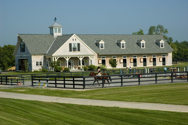 Tidewater Farm Traditional Exterior Boston By