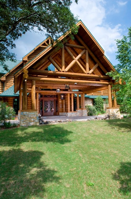 Timber Creek Lodge By Wisconsin Log Homes Www