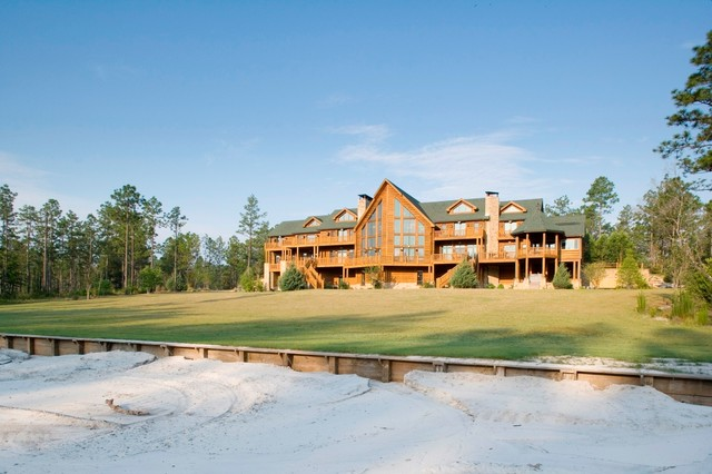 Timber Creek Lodge By Wisconsin Log Homes