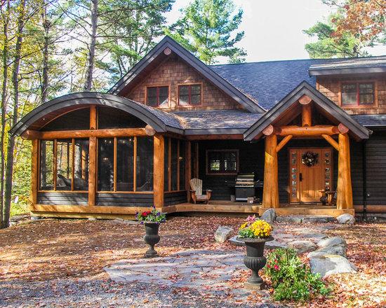 5,879 western red cedar siding Home Design Photos