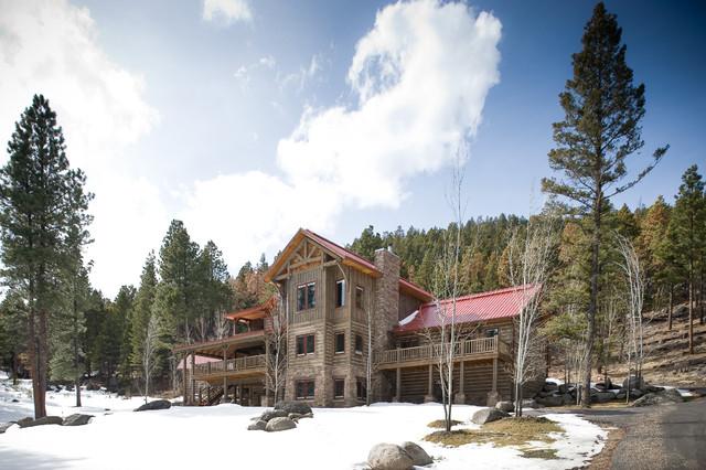 Timber Retreat - Exterior rustic-exterior
