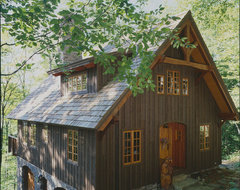Timberpeg Carriage House traditional exterior