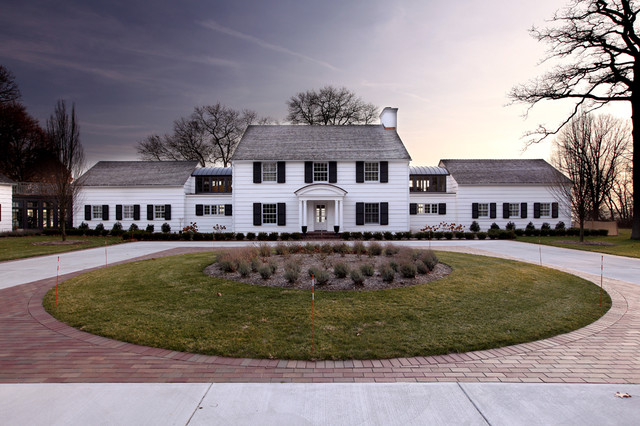Timeless and True traditional-exterior