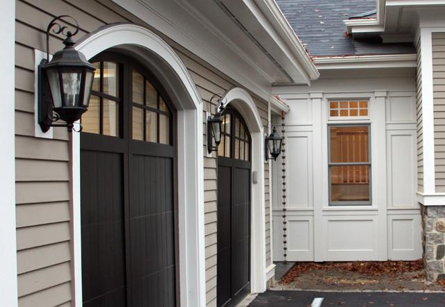 Timeless New Englander traditional-exterior