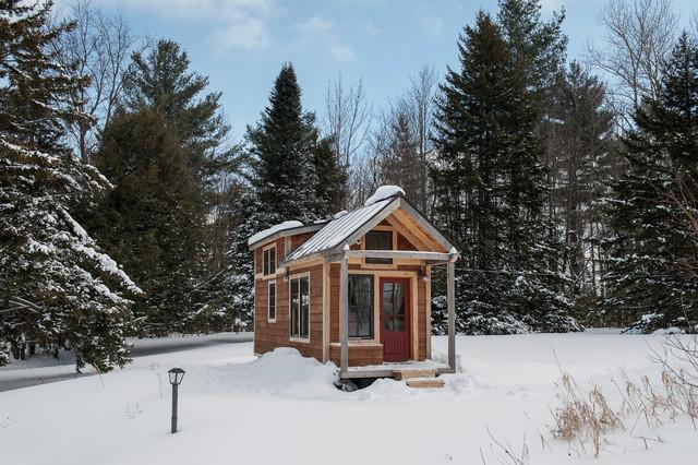 Houzzbesuch: Pure Freiheit auf 18 Quadratmetern – in einem Minihaus
