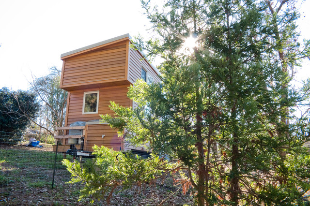 Tiny House Exterior contemporary-exterior