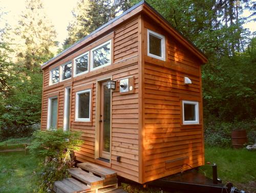 Weniger Ist Mehr Kleine Hauser Stilvoll Einrichten Tiny Houses