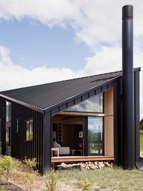 Tom S House Jack S Point Modern Exterior Dunedin