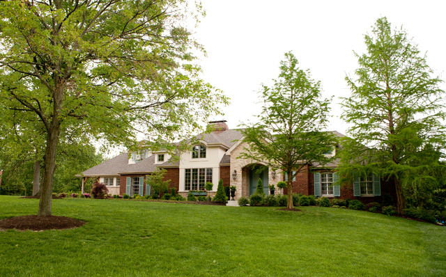 Topping Estates traditional-exterior