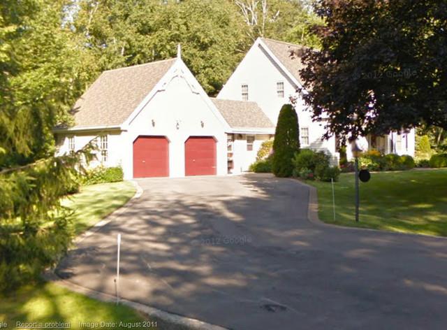 Toronto home traditional-exterior