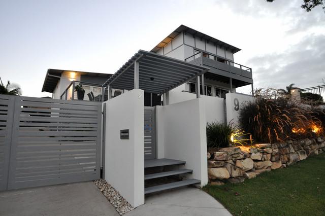 torquay hervey bay contemporary exterior sunshine On outdoor furniture hervey bay