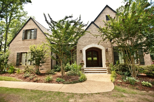 Toulmin Homes traditional-exterior