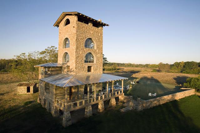Towerhouse Farm farmhouse-exterior