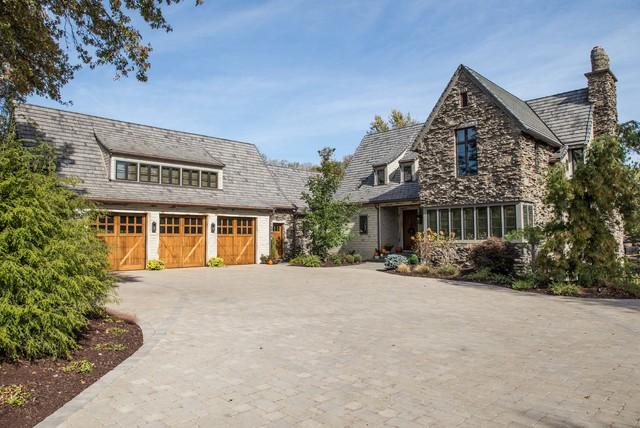 Town Amp Country Elegant Farmhouse Custom Home Build