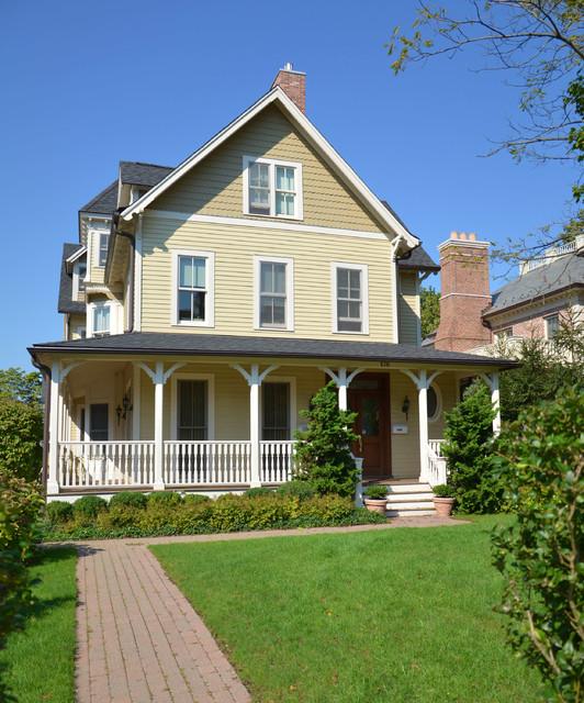 Townhouse residences vittoriano facciata new york for Piani di casa cottage con porte cochere