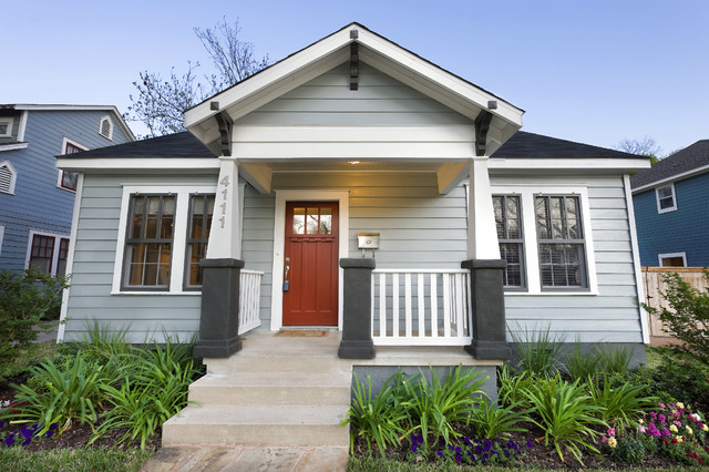 Traditional 1930s Cottage Traditional Exterior Austin By Avenue B Development