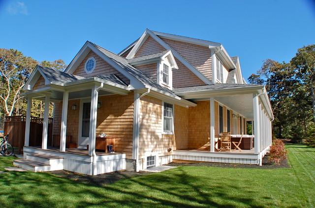 Traditional 3000 Sq Ft Modular Home On Martha S Vineyardtraditional Exterior Boston